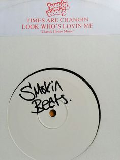 Smokin Beats - Times Are Changin / Look Who's Lovin Me (Vinyl) at Discogs