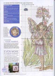 The world of cross stitching 098 июнь 2005