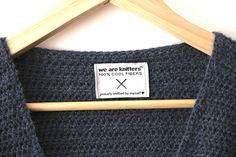 Les Antònies Knitting Ideas, Knit Crochet, Craft Projects, Crochet Patterns, Cool Stuff, Crafts, Crocheting, Amigurumi, Blue Prints