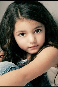 ALALOSHA: VOGUE ENFANTS: Child Model of the Day Sejla Bibuljica