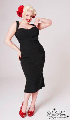 Pinup Girl Jessica dress