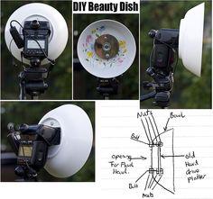 DIY Beauty Dish