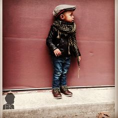 "One pinner says: ""Stop dressing your babies in Jordan's every day and put them on something that is really fly."" Lol"