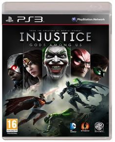 Injustice: Gods Among Us (PS3) - What if the worlds greatest heroes became its biggest threat? See what happens when heroes collide in Injustice: Gods Among Us for PlayStation 3. When the Joker commits his most heinous crime and wipes out Metropolis – and everyone Superman loves, including his unborn child – the... - http://unitedkingdom.bestgadgetdeals.net/injustice-gods-among-us-ps3/ - http://unitedkingdom.bestgadgetdeals.net/wp-content/uploads/2013/04/1d340__