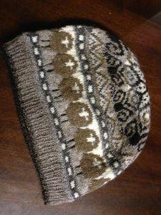 Kate Davis Hat Sheeps - Heid