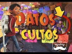 Como se filmo Coco de Pixar | Curiosidades de la película - YouTube