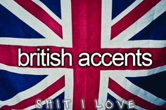 I have a major appreciation for British accents thanks to both Harry Potter (the fan culture) and Dan Radcliffe. ;) I could talk in a British accent all day, especially after just watching the movies or reading the books!