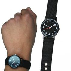 Daily Deal: Backwards Watch