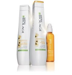 Anti-Frizz Smoothing Hair Care Products - Matrix Biolage SmoothProof