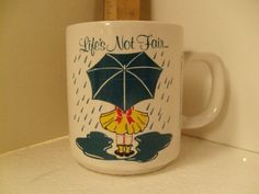 Crystal Cathedral LIFE'S NOT FAIR...BUT GOD IS GOOD! Mug Made in Korea Exclusively for Crystal Cathedral Ministries 1992,http://www.amazon.com/dp/B006F8VI3O/ref=cm_sw_r_pi_dp_lu7Osb06EEPJFQE4