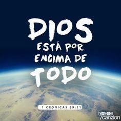 1 Crónicas 29:11