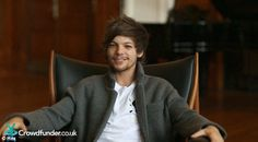 New trust: Louis and John have set up a new crowdfunding campaign, The Tomlinson Ryan Trus. One Direction Updates, Doncaster Rovers, One Direction Louis Tomlinson, Louis Williams, Star Fashion, Fictional Characters, Stars, Carrots, Trust
