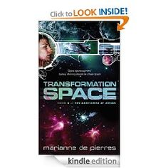 """""""Transformation Space"""" by Marianne de Pierres - recommended by Alex in Episode 24"""