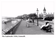 From Paul Corder. Exmouth 1906