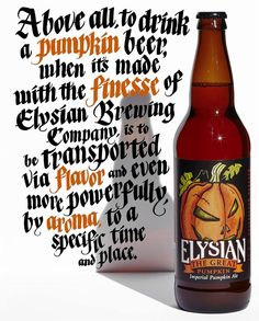 Think You're Over Pumpkin Spice? Try This Beer