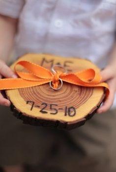 Ring Bearer idea wedding-ideas