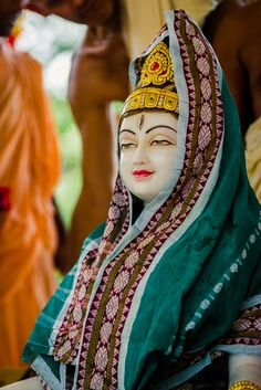 Simantini Devi from Mayapur, West Bengal