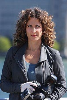 Crime Scene Supervisor Jolene Summer--Melina Kanakaredes