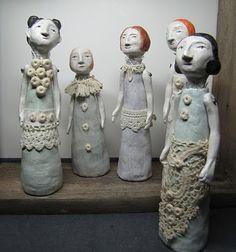 Clay Ladies