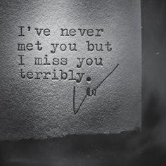 How I felt through my teen years and beyond until I met my husband! I love you boo! ❤