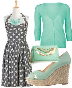 """eshakti spring dress"" by mchavez007 on Polyvore"