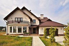 Строительство коттеджей в Екатеринбурге 👷 Mansions, House Styles, Houses, Home Decor, Homes, Decoration Home, Manor Houses, Room Decor, Villas