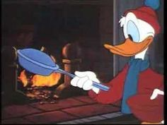 Donald Duck - Corn Chips VF HQ