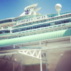 Royal Caribbean Liberty of the Seas Photo by mariagrazia143