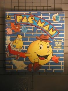 Pac-Man and the Ghost Diggers @ niftywarehouse.com #NiftyWarehouse #PacMan…