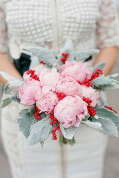 berry bridal bouquet wedding brides of adelaide magazine
