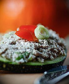 ketonová dieta recepty Sushi, Low Carb, Ethnic Recipes, Food, Fitness, Diet, Essen, Meals, Yemek