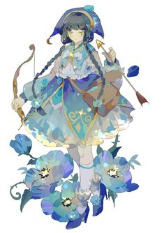 e-shuushuu kawaii and moe anime image board Fantasy Character Design, Character Design Inspiration, Character Art, Kawaii Anime Girl, Anime Art Girl, Pretty Art, Cute Art, Illustration Art, Illustrations