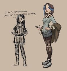 #tbchoi #character design
