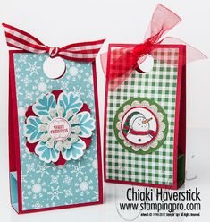 Hand Sanitizer Holder by Chiaki Haverstick, Stamps Ink Paper Create