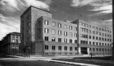 Rekonštrukcia funkcionalistickej pamiatky, Bezručova 3 a Bratislava Architekti, Bratislava, Multi Story Building, City, Times, Nostalgia, Cities