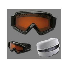 64be4ca83f0 Bogner Bogner Snow Goggles Polarized Black - Bogner from White Stone UK  Stone Uk