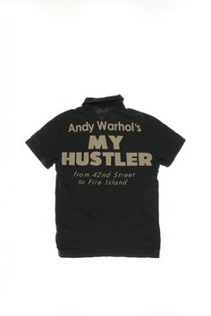 Andy Warhol by Pepe Jeans Herren Poloshirt Gr. S Baumwolle