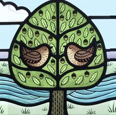 Bespoke contemporary stained glass by Flora Jamieson for public buildings and private homes. Stained Glass Studio, Stained Glass Paint, Stained Glass Birds, Stained Glass Christmas, Stained Glass Windows, Fused Glass, Contemporary Stained Glass Panels, Modern Stained Glass, Stained Glass Designs