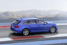 Snelle pakezel: Audi S4 Avant Quattro is officieel