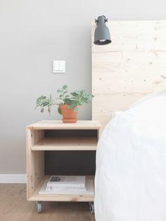 Ikea Hack: Neue Rückwand Für Das Malm Bett ♡ | Pinterest | Bedrooms, Ikea  Hack And Interiors