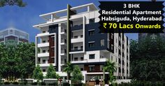 Are you looking for a flat in Habsiguda?  Here you are, a luxurious residential project offering #3BHK flats for sale with all amenities  Size Range: 1509 - 2011 Sq.ft Price Range: 70 Lacs Onwards For more details http://www.homesulike.com/index.php/projects/viewdetails/Vaishnavi-Exotica1 Call us 040-66666616 for site visit.