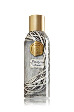 I want my room to smell like Abercrombie & Fitch! Bath and Body works Mahogony Teakwood