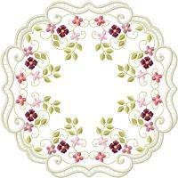 Floral and Lace Quilt Blocks - Addicted To Stitches | OregonPatchWorks