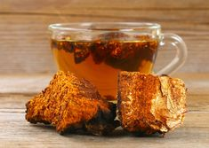 Chaga is available as a supplement or tea and offers an array of health giving properties. Find out more about the benefits of this mighty mushroom! Mushroom Tea, Quail Eggs, Free Meal Plans, Natural Honey, Wild Edibles, Meal Planning, Benefit, The Cure
