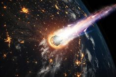 Nasa, Meteor Rain, Comets And Asteroids, Weather Satellite, New Earth, Outer Space, Planets, Images, Rock
