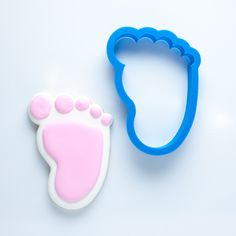 Baby Foot Cookie Cutter (Right Foot)