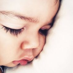 October 16th, This gorgeous sleeping angel is our Muse of the day. Those eyelashes say enough. Evie & Adrienne || Sustainable Baby Clothing and Accessories || Made in America || Be The Good || Fertility Awareness || www.evieandadrienne.com