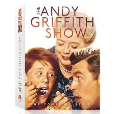 The Andy Griffith Show The Complete Series Box Set on DVD