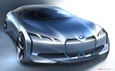 2017 BMW 'i Vision Dynamics' Concept