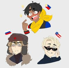 Read Verdaderos humanos from the story CountryHumans Stuff by MOTHERMANATEE (🔥❄️) with reads. Créditos a: lemmikon. Human Human, Human Art, Hetalia, Male Cartoon Characters, Character Art, Character Design, Arte Sketchbook, Mundo Comic, Country Men